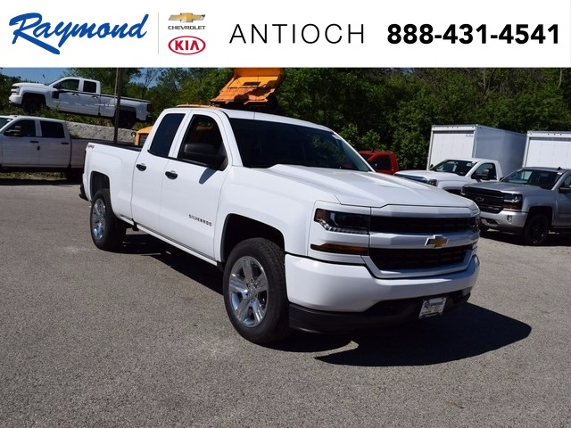 2017 Silverado 1500 Double Cab 4x4 Pickup #38335 - photo 1