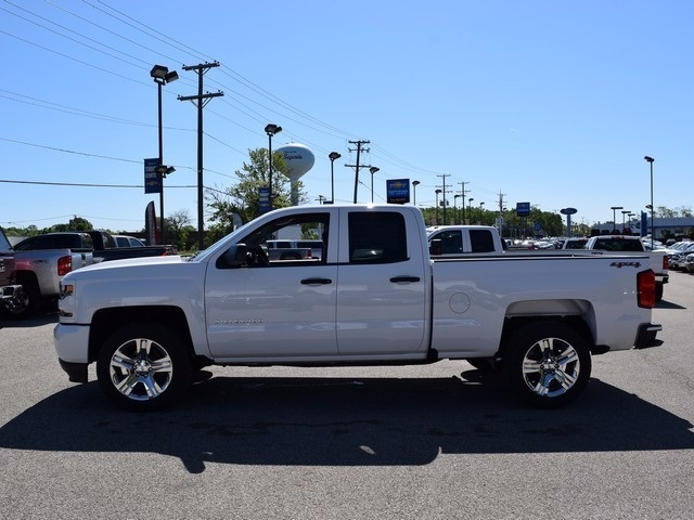 2017 Silverado 1500 Double Cab 4x4 Pickup #38335 - photo 7