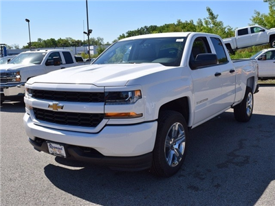 2017 Silverado 1500 Double Cab 4x4 Pickup #38335 - photo 8