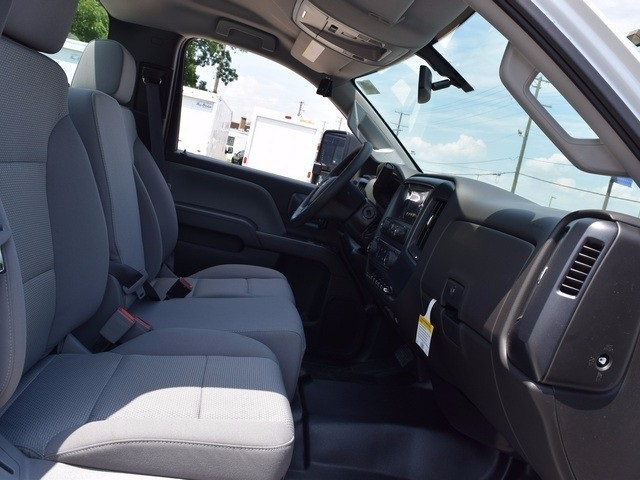 2017 Silverado 3500 Regular Cab DRW 4x4, Cab Chassis #38337 - photo 12