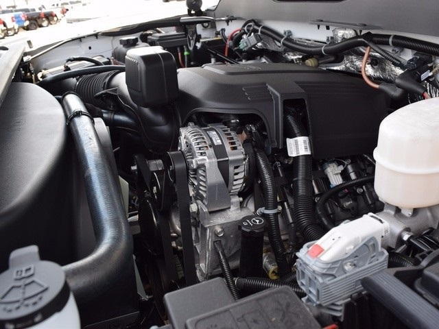 2017 Silverado 3500 Regular Cab DRW 4x4, Cab Chassis #38337 - photo 23
