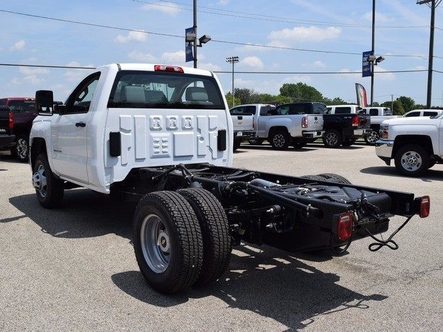 2017 Silverado 3500 Regular Cab DRW 4x4, Cab Chassis #38337 - photo 5
