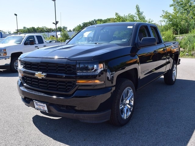 2017 Silverado 1500 Double Cab 4x4, Pickup #38352 - photo 8
