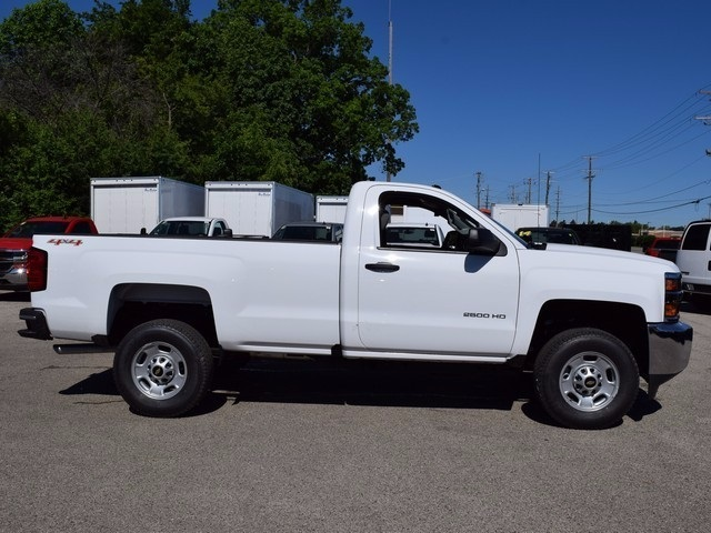 2017 Silverado 2500 Regular Cab 4x4, Pickup #38359 - photo 3
