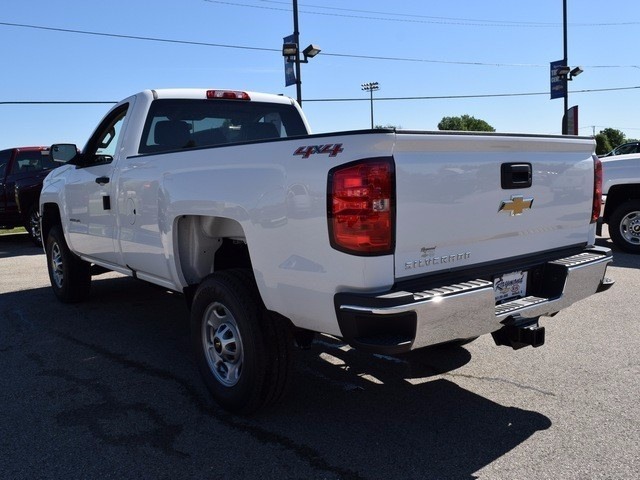 2017 Silverado 2500 Regular Cab 4x4, Pickup #38359 - photo 6