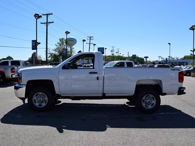 2017 Silverado 2500 Regular Cab 4x4, Pickup #38359 - photo 7