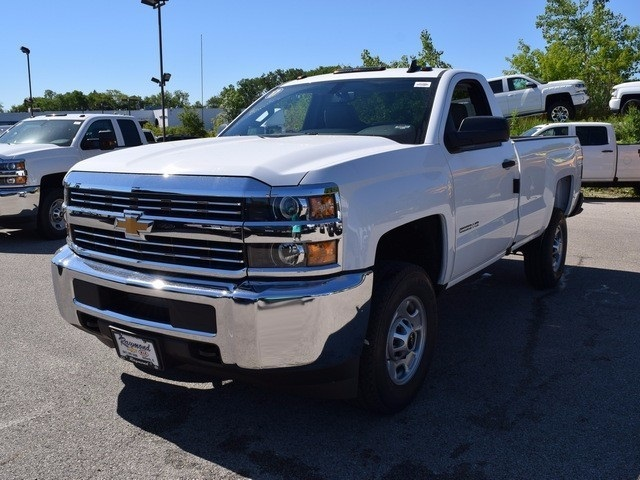 2017 Silverado 2500 Regular Cab 4x4, Pickup #38359 - photo 8