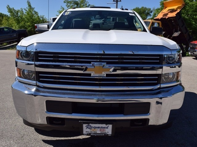 2017 Silverado 2500 Regular Cab 4x4, Pickup #38359 - photo 9