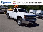 2017 Silverado 2500 Regular Cab 4x4, Pickup #38359 - photo 1