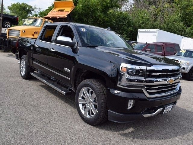 2017 Silverado 1500 Crew Cab 4x4, Pickup #38444 - photo 11