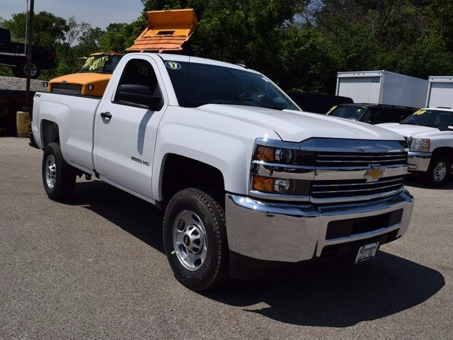 2017 Silverado 2500 Regular Cab 4x4, Pickup #38448 - photo 10