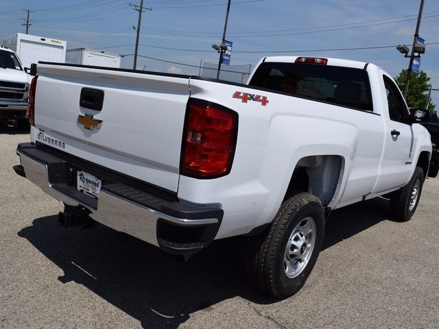 2017 Silverado 2500 Regular Cab 4x4, Pickup #38448 - photo 2