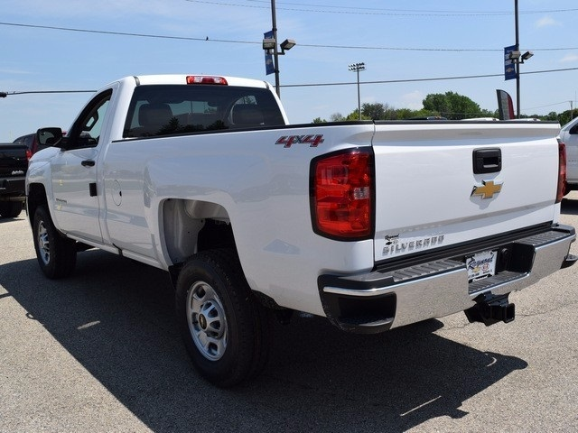 2017 Silverado 2500 Regular Cab 4x4, Pickup #38448 - photo 6