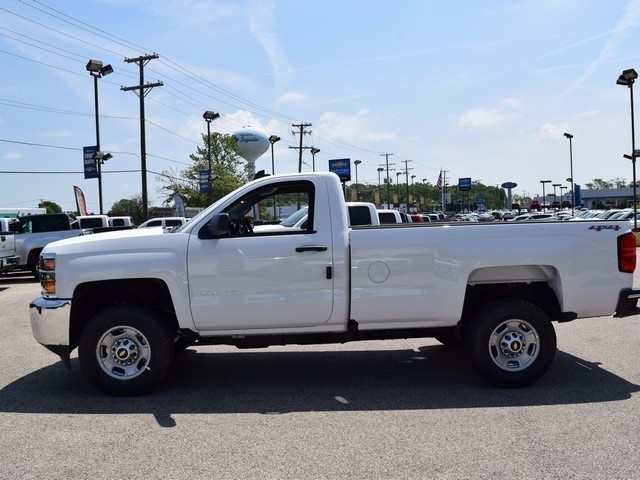 2017 Silverado 2500 Regular Cab 4x4, Pickup #38448 - photo 7
