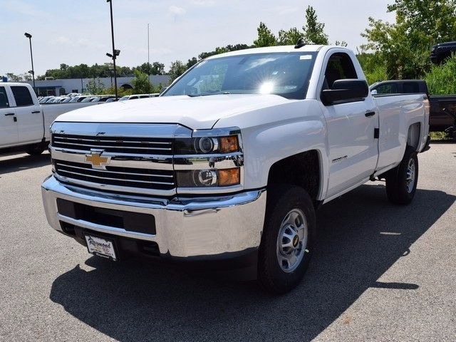 2017 Silverado 2500 Regular Cab 4x4, Pickup #38448 - photo 8