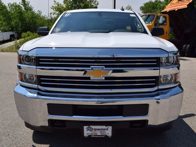 2017 Silverado 2500 Regular Cab 4x4, Pickup #38448 - photo 9