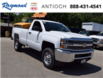 2017 Silverado 2500 Regular Cab 4x4, Pickup #38448 - photo 1