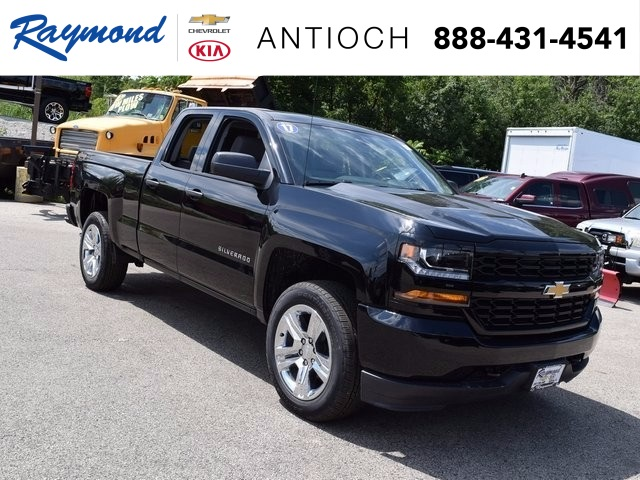 2017 Silverado 1500 Double Cab 4x4, Pickup #38464 - photo 1