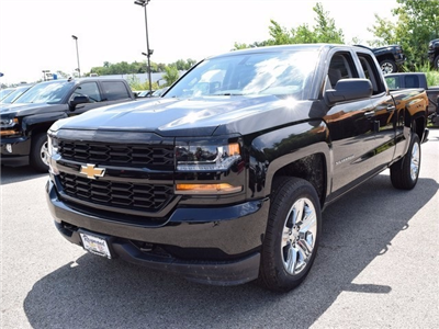 2017 Silverado 1500 Double Cab 4x4, Pickup #38464 - photo 8