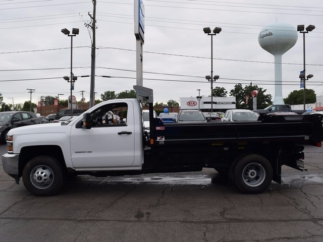 2017 Silverado 3500 Regular Cab 4x4 Dump Body #38489 - photo 6