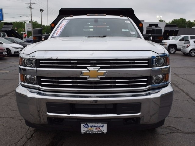 2017 Silverado 3500 Regular Cab 4x4 Dump Body #38489 - photo 8