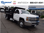 2017 Silverado 3500 Regular Cab 4x4 Dump Body #38489 - photo 1