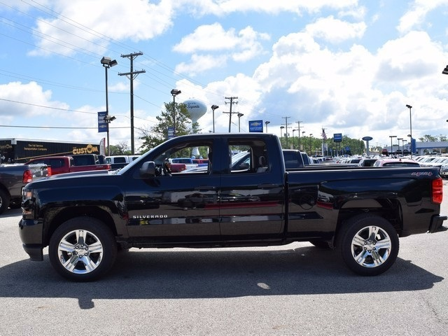 2017 Silverado 1500 Double Cab 4x4 Pickup #38490 - photo 7