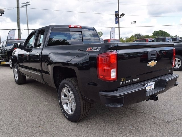 2017 Silverado 1500 Double Cab 4x4 Pickup #38493 - photo 7
