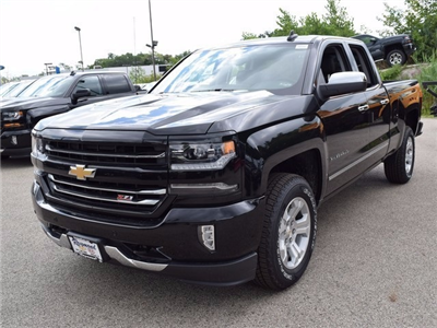 2017 Silverado 1500 Double Cab 4x4 Pickup #38493 - photo 9