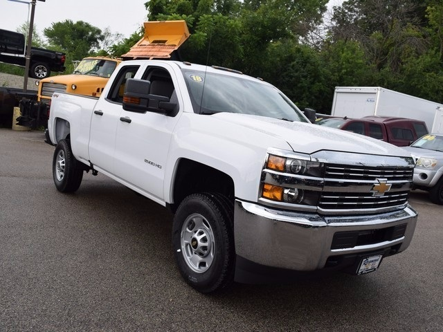 2018 Silverado 2500 Extended Cab 4x4, Pickup #38504 - photo 10