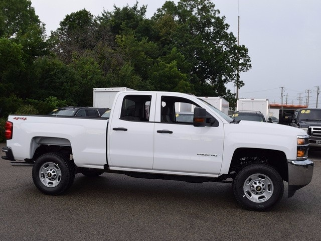 2018 Silverado 2500 Extended Cab 4x4, Pickup #38504 - photo 3