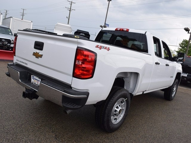 2018 Silverado 2500 Extended Cab 4x4, Pickup #38504 - photo 2