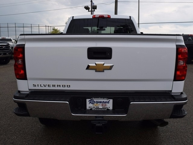 2018 Silverado 2500 Extended Cab 4x4, Pickup #38504 - photo 4