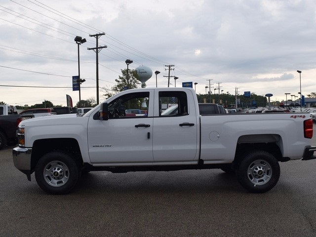 2018 Silverado 2500 Extended Cab 4x4, Pickup #38504 - photo 7
