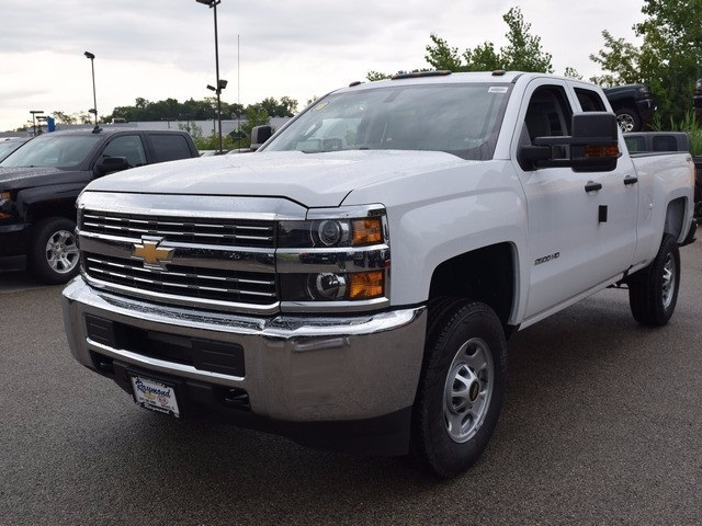 2018 Silverado 2500 Extended Cab 4x4, Pickup #38504 - photo 8