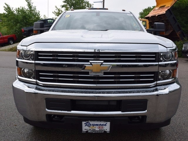 2018 Silverado 2500 Extended Cab 4x4, Pickup #38504 - photo 9