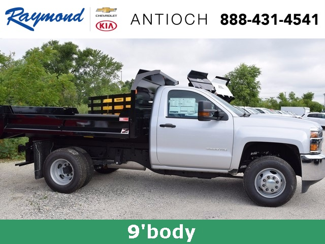 2017 Silverado 3500 Regular Cab DRW 4x4 Dump Body #38508 - photo 4