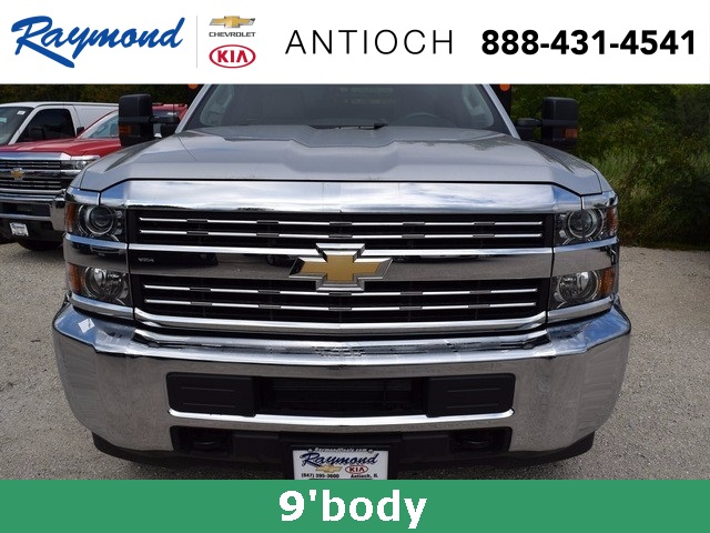 2017 Silverado 3500 Regular Cab DRW 4x4 Dump Body #38508 - photo 10