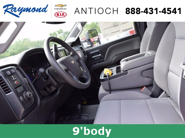 2017 Silverado 3500 Regular Cab DRW 4x4 Dump Body #38508 - photo 18