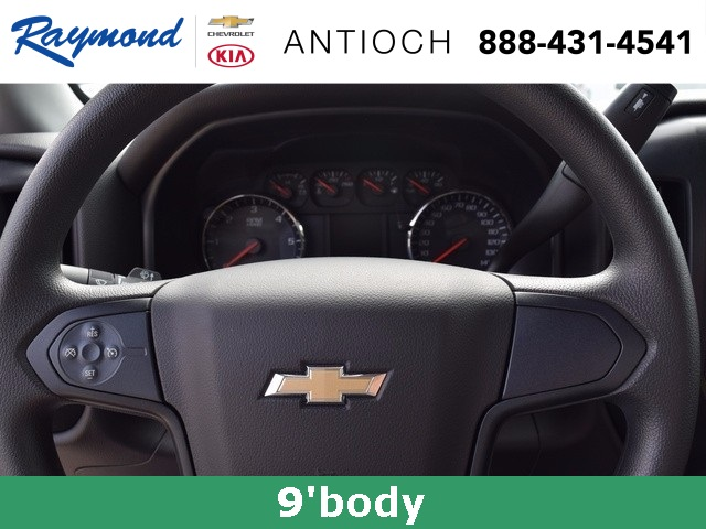 2017 Silverado 3500 Regular Cab DRW 4x4 Dump Body #38508 - photo 24