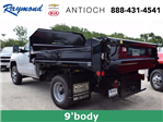 2017 Silverado 3500 Regular Cab DRW 4x4 Dump Body #38508 - photo 1