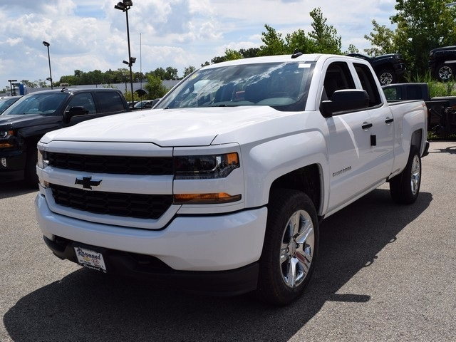 2018 Silverado 1500 Double Cab 4x4, Pickup #38523 - photo 8