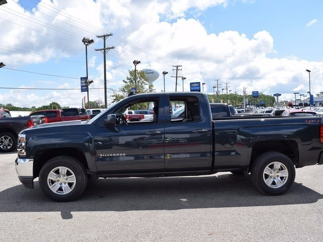 2018 Silverado 1500 Extended Cab 4x4 Pickup #38526 - photo 8