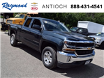 2018 Silverado 1500 Extended Cab 4x4 Pickup #38526 - photo 1