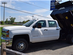 2017 Silverado 3500 Crew Cab DRW 4x4 Dump Body #38550 - photo 3