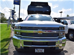 2017 Silverado 3500 Crew Cab DRW 4x4 Dump Body #38550 - photo 4
