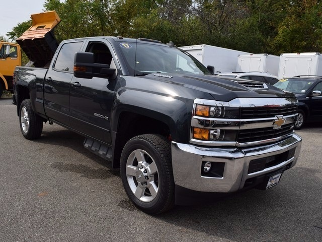2017 Silverado 2500 Crew Cab 4x4, Pickup #38574 - photo 13
