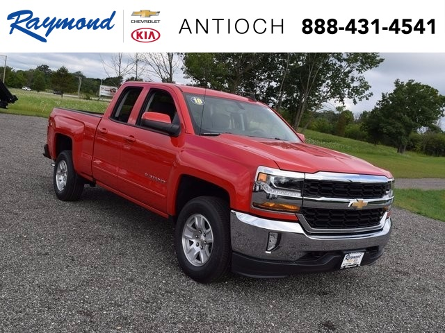 2018 Silverado 1500 Double Cab 4x4, Pickup #38575 - photo 1