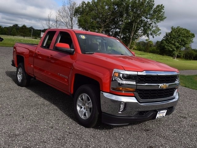 2018 Silverado 1500 Double Cab 4x4, Pickup #38575 - photo 11
