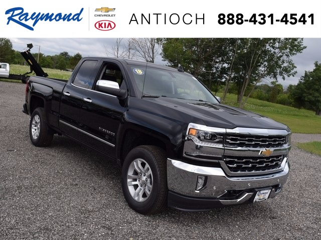 2018 Silverado 1500 Extended Cab 4x4 Pickup #38577 - photo 1